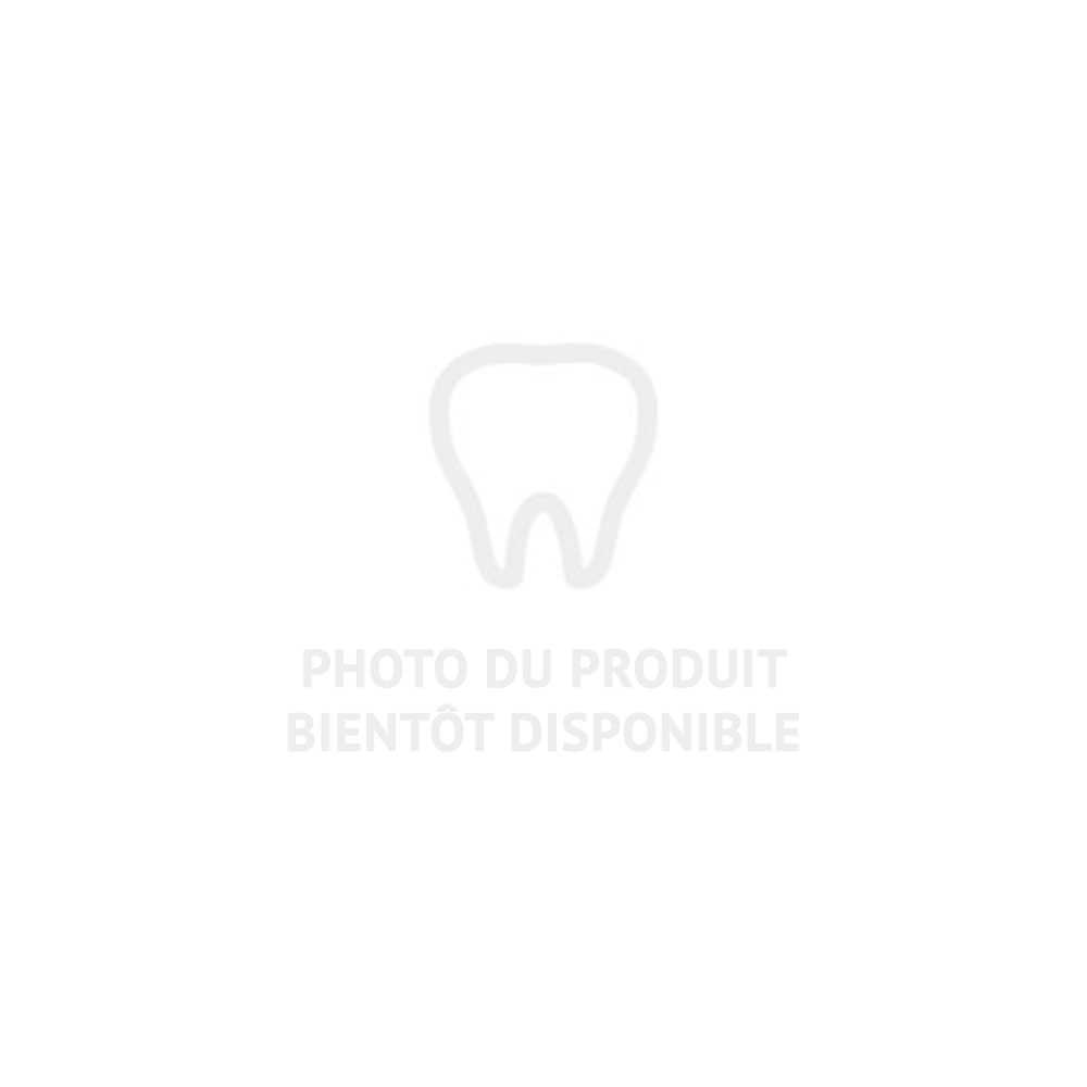 8 PORTE-EMPREINTES ALU PERFORE (ASA DENTAL) + 1 MONTRE CONNECTEE (GEEKO)