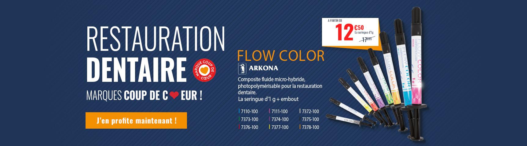 Flow color