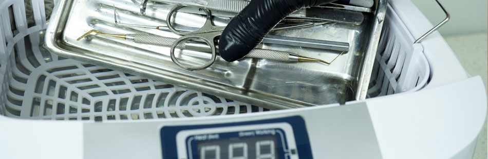 Le nettoyage par ultrasons