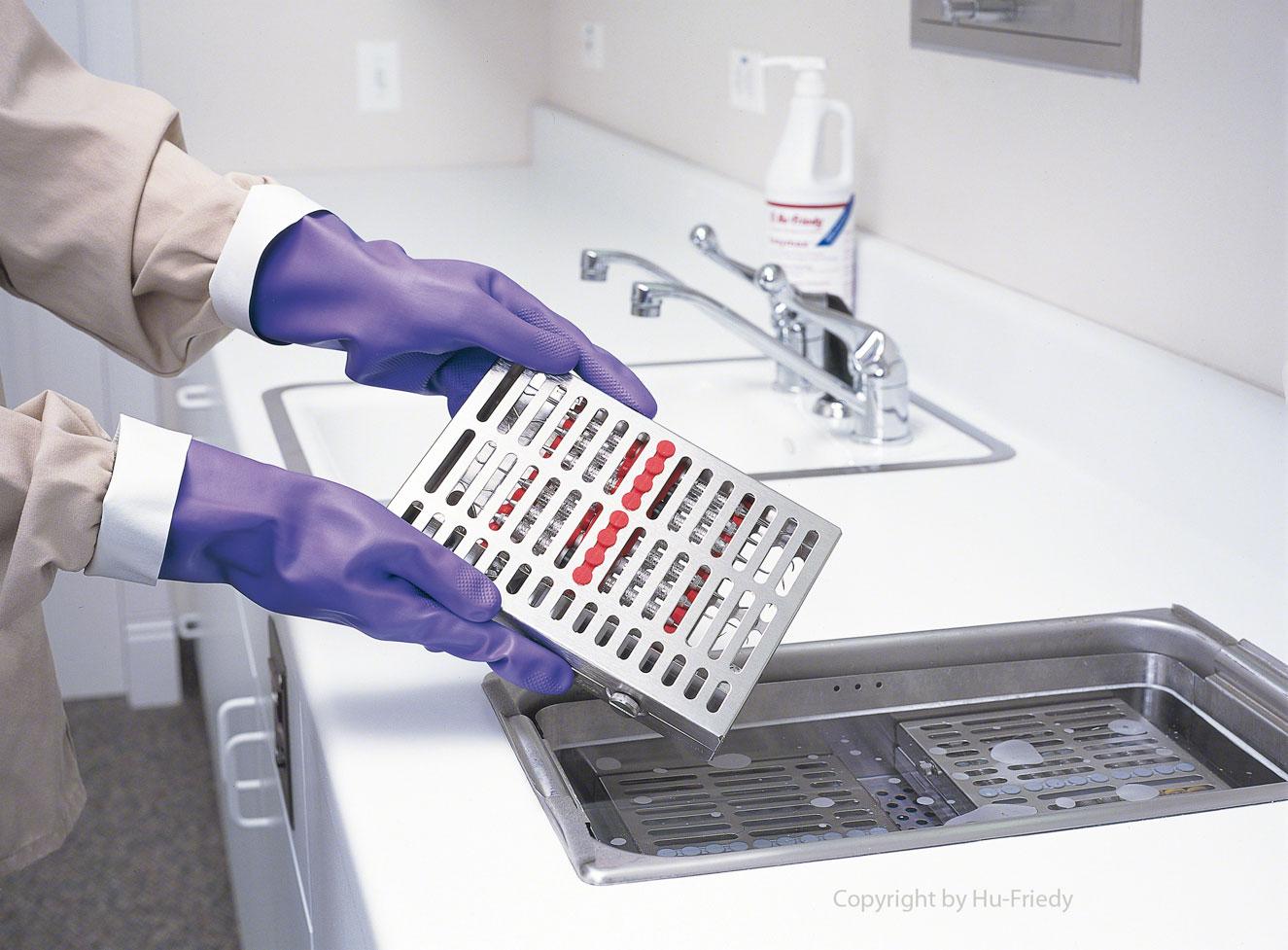 desinfection manuels